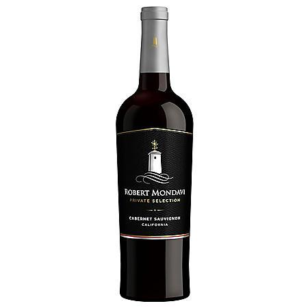 Robert Mondavi Private Selection Cabernet Sauvignon Red Wine (750 ml)