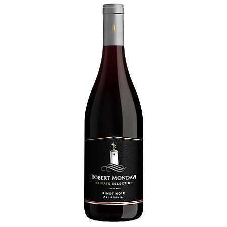 Robert Mondavi Private Selection Pinot Noir Red Wine