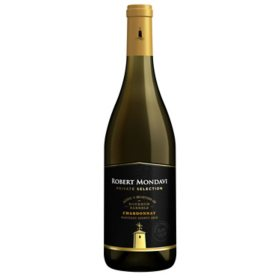 Robert Mondavi Private Selection Bourbon Barrel Aged Chardonnay White Wine (750 ml)