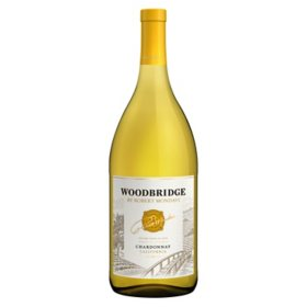 Woodbridge by Robert Mondavi Chardonnay White Wine (1.5 L)