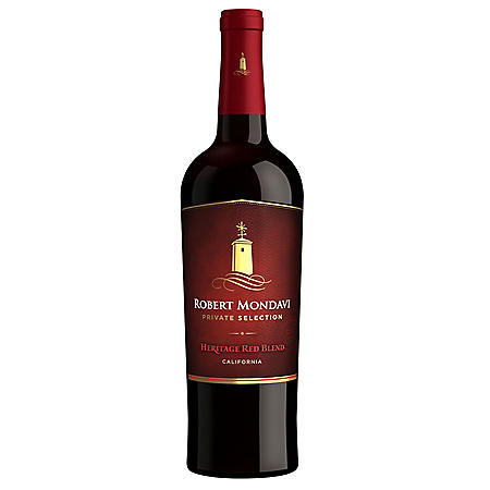 Robert Mondavi Private Selection Heritage Red Blend (750 ml)