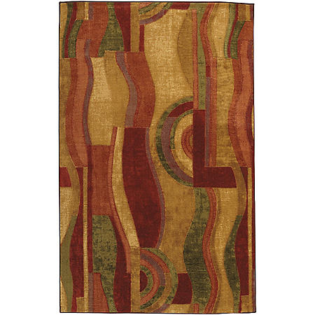 Picasso Wine Rug