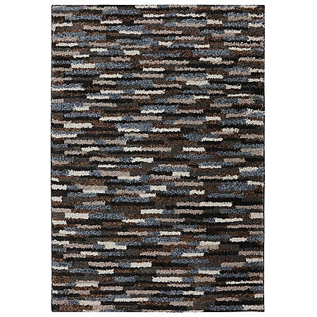 American Rug Craftsman Augusta Collection - Mesa Black