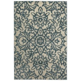 American Rug Craftsman Augusta Collection - Spokane Abyss Blue
