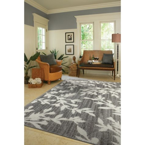 Refinements Area Rug, Floral Branches (8' x 10')