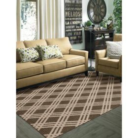 Mohawk Scotchgard Collection 5 x 7 Area Rug (Assorted Colors)
