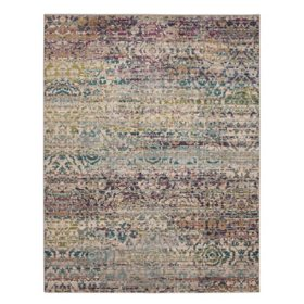 Karastan Taos Collection 8' x 10' Area Rug, Assorted Colors