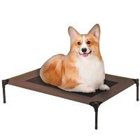 Solartec Indoor/Outdoor Rectangle Pet Cot (Choose Your Size and Color)
