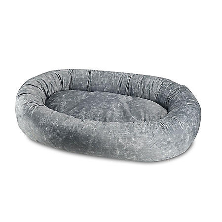 Canine Creations Orbit Oval Round Pet Bed (Choose Your Size and Color)