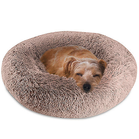 Canine Creations Donut Round Pet Bed (Choose Your Size and Color)