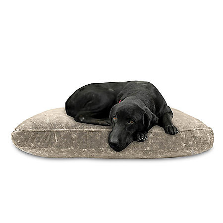 Canine Creations Orthopedic Foam Pillow Rectangle Pet Bed (Choose Your Size and Color)