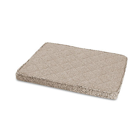 Canine Creations Memory Foam Rectangle Crate Mat (Choose Your Color and Size)