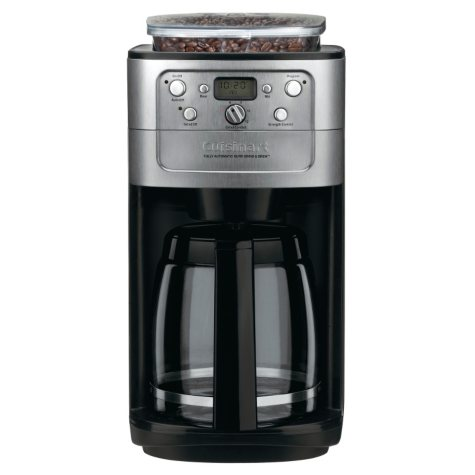 Cuisinart® Grind & Brew  12-Cup Automatic Coffeemaker