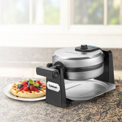 cuisinart flip belgian waffle maker