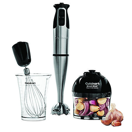 Cuisinart 2-Speed Hand Blender with Chopper
