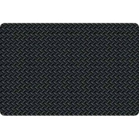 Diamond Foot Anti-fatigue Mat, Black (2' x 3')
