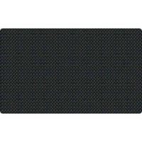 Diamond Foot Anti-fatigue Mat, Black (3' x 5')