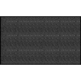Chevron Rib Indoor Entrance Mat, 3' x 5' (Various Colors)