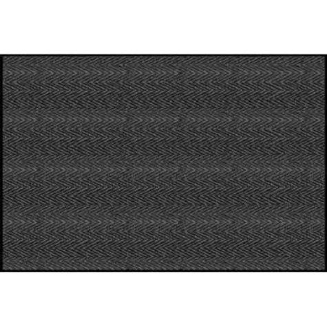Chevron Rib™ Indoor Entrance Mat - 4' x 6' - Various Colors