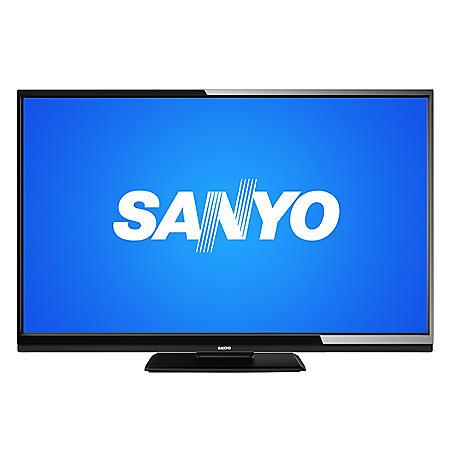 """46"""" Sanyo LED 1080P HDTV"""