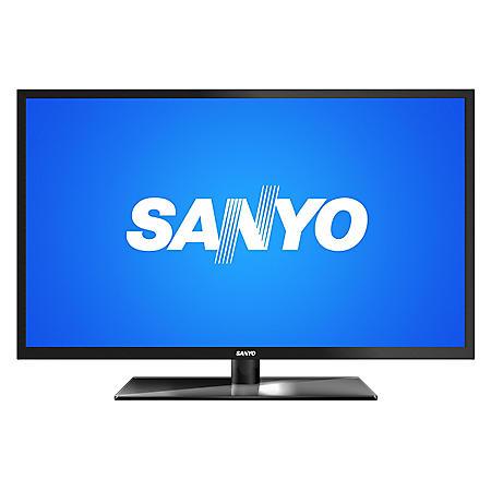"40"" Sanyo E-LED 1080P HDTV"