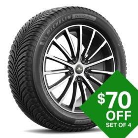 Michelin CrossClimate 2 - 215/55R17 94V Tire