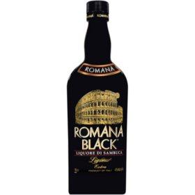 Romana Black Sambuca Liqueur (750mL)