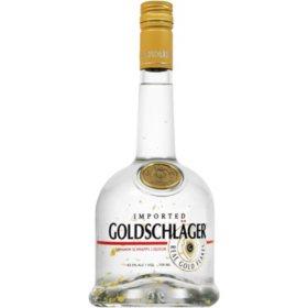 Goldschlager Cinnamon Schnapps Liqueur (750mL)