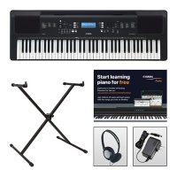 Yamaha 76 Key Learn To Play Piano