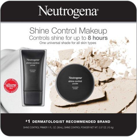 Neutrogena Shine Control Makeup, Universal shade