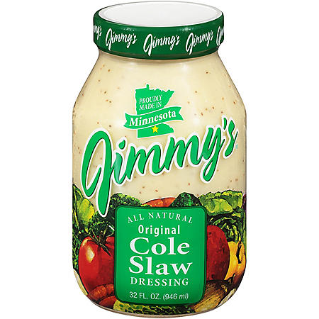 Jimmy's Original Coleslaw Dressing (32 oz.)