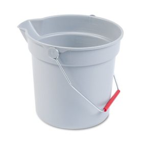 Rubbermaid BRUTE Bucket (Choose Your Size & Color)