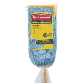 Rubbermaid Commercial All-Purpose Mop and Handle Kit