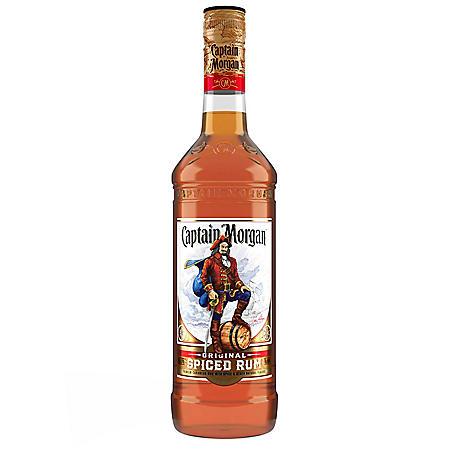 Captain Morgan Original Spiced Rum (1L)