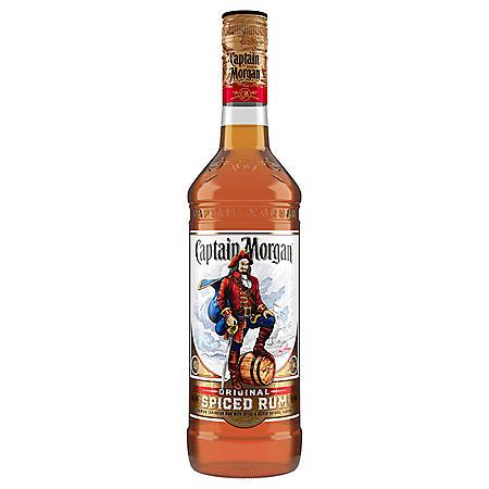 Captain Morgan Original Spiced Rum (750 ml)