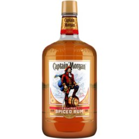 Captain Morgan Original Spiced Rum (1.75 L)