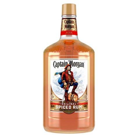 Captain Morgan Original Spiced Rum (1.75 L)