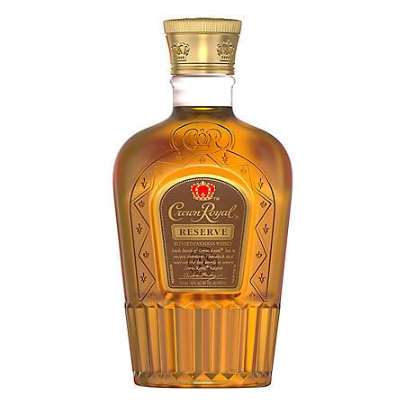 Crown Royal Reserve Blended Canadian Whisky (750 ml)