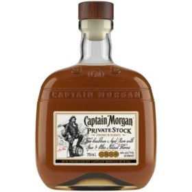 Captain Morgan Rum Private Stock (750 ml)