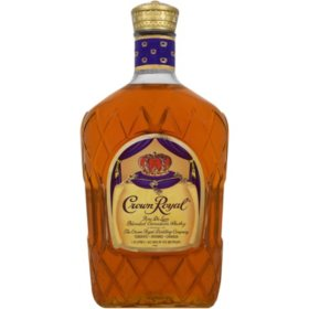 Crown Royal Fine Deluxe Blended Canadian Whisky (1.75L)