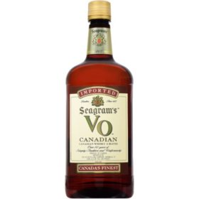 Seagram's VO Canadian Whisky (1.75 L)