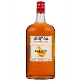 Mount Gay Eclipse Rum (1.75 L)