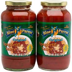 Blue Parrot Spaghetti Sauce - 2/26 oz.