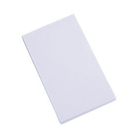 "Universal® Bulk Scratch Pads, Unruled, 3"" x 5"", White, 180 100 Sheet Pads/Carton"