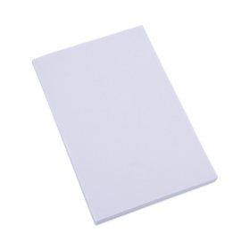 """Universal® Bulk Scratch Pads, Unruled, 4"""" x 6"""", White, 100 Sheet Pads, 120 Pads/Carton"""