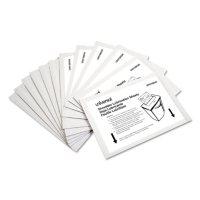 "Universal Shredder Lubricant Sheets, 5.5"" x 2.8"", 24/Pack"