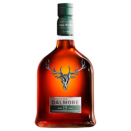 The Dalmore 15-Year Scotch (750ML)