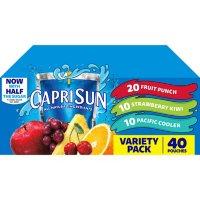 Capri Sun Variety Pack (6oz / 40pk)