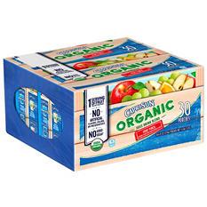 Capri Sun Organic (6 oz. ea., 30 pk.)