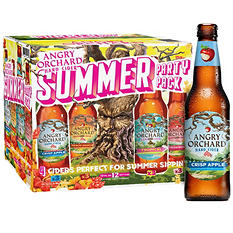 Angry Orchard Hard Cider, Variety Pack (12 oz. bottles, 12 pk.)